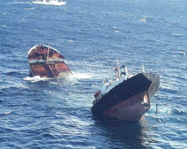 # 3. Prestige Oil Spill - $12 Billion