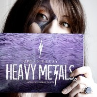 """Heavy Metals"", la palette sooo RocK d'Urban Decay !"