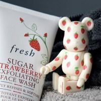 Coup de coeur pour le nouveau nettoyant visage à la fraise signé Fresh