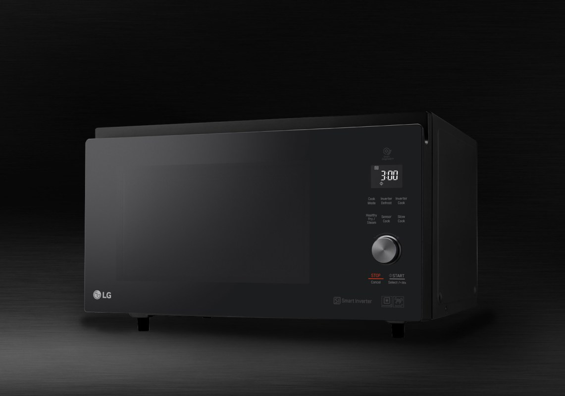 product review lg neochef 39l smart