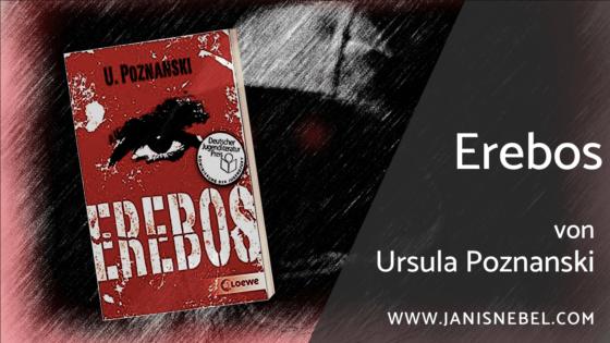 Blog-Beitragsbild: Erebos von Ursula Poznanski