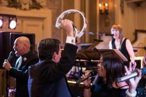 Hotel DuPont Janis Nowlan Band Wedding