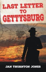 Last Letter to Gettysburg - Cover