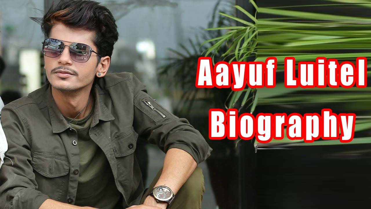 Aayuf Luitel Biography
