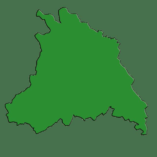 लखीमपुर खीरी जिले का मैप