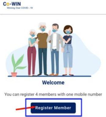 covid vaccine registration in hindi