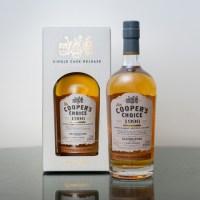 蘇格蘭桶匠 1996年格蘭路斯蒸餾廠 單一純麥威士忌