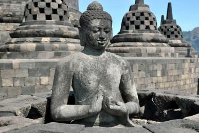 Budda nauczający.