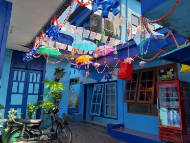 Studenci z Malangu wymyślili plan: odnowić, pomalować na kolorowo, przekształcić w atrakcję turystyczną, tak, by mieszkańcy mogli zacząć na siebie zarabiać.