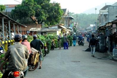 Bananowy targ ;)