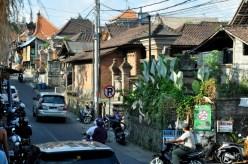 Przerzuciliśmy się do bardzo komercyjnej i turystycznej miejscowości Ubud – tłumy turystów na własne życzenie… No ale…