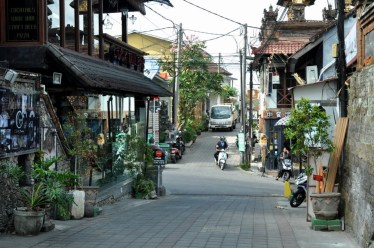 Ubud jest kulturalną stolicą Bali. I ma swoje ciche zakątki.