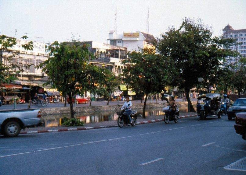 Chiang Mai - północna Tajlandia.