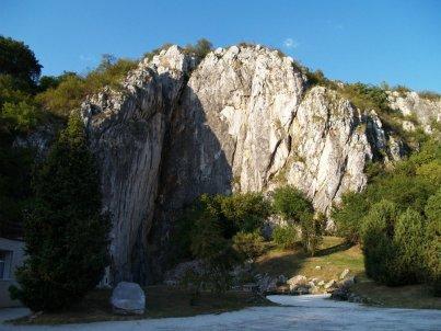 Aggtelek, przy granicy ze Słowacją, nadal Węgierski Kras.