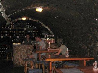 Tokaj ma jakąś swoją specyficzną mieszankę pleśni w piwniczkach, co odbija się na rewelacyjnym smaku win.