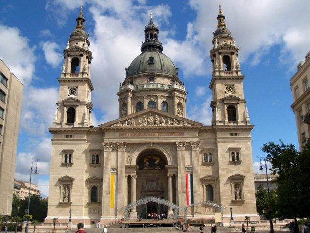 Bazylika św. Stefana.