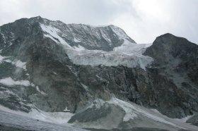 Petit Mont Collon Glacier de Vuivé.