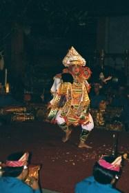 Taniec jest formą oddawania czci bogom.
