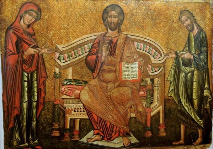 Chrystus Pantokrator, Wszechwładca, Pan wszystkiego.