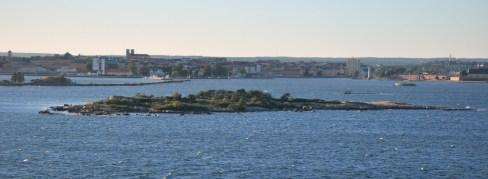 Szkierowe otoczenie Karlskrony.
