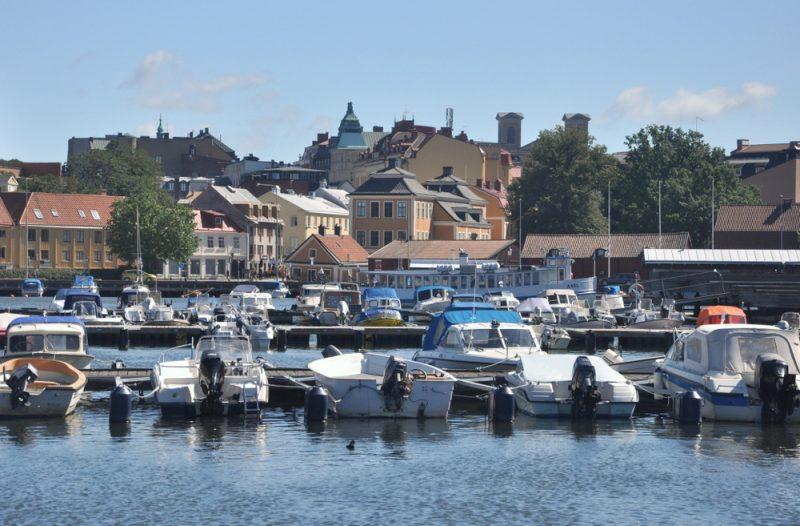 Karlskrona, perełka w koronie króla Karola X Gustawa.