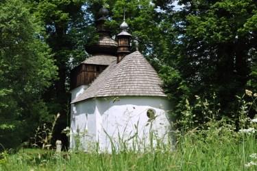 ... oraz cerkiew św. Michała Archanioła z 1796 roku.