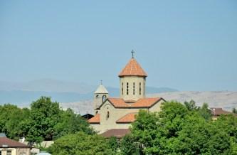Jeden z kościółków Achalciche.