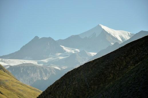 """A to """"po prawo"""". Obudzić się z widokiem na Kazbek... bezcenne!"""