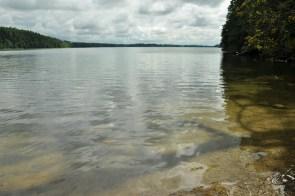 Jezioro Hańcza.