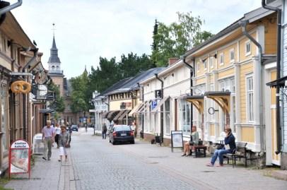 Rauma - jedno z najstarszych miast Finlandii, założone w 1442 r.