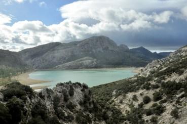 Jezioro Cuber. Jeszcze tu wrócimy.