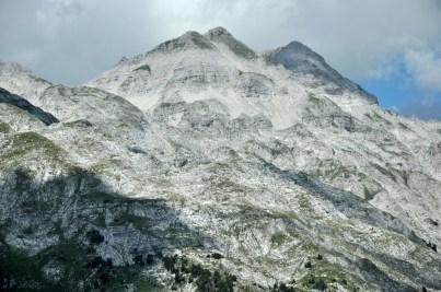 Ostatni pipant to najwyższy Maja e Jezerce.