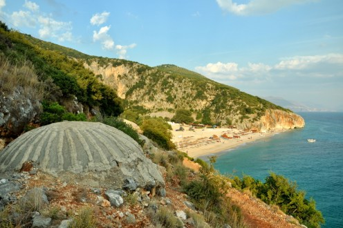 Albania na dziko
