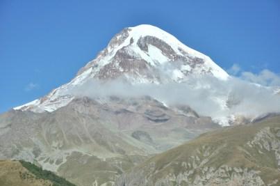 Czyli nadal góry. Majestatyczne 5033 m.