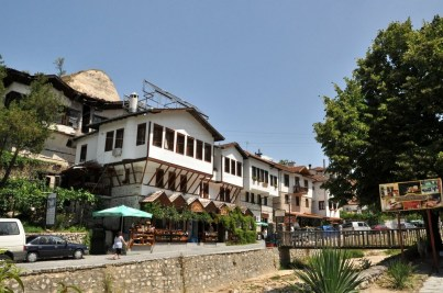 Mełnik. Najmniejsze miasto Bułgarii (250 mieszk.).