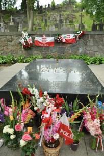 """Mauzoleum """"Matka i Serce Syna"""". Czyli serce Marszałka Piłsudskiego w grobie jego matki."""