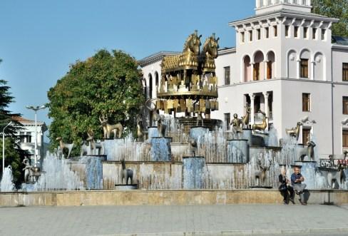 W mitologii greckiej występuje jako Aia, miasto w Kolchidzie (dawna Gruzja), do którego wybrali się Argonauci po złote runo.