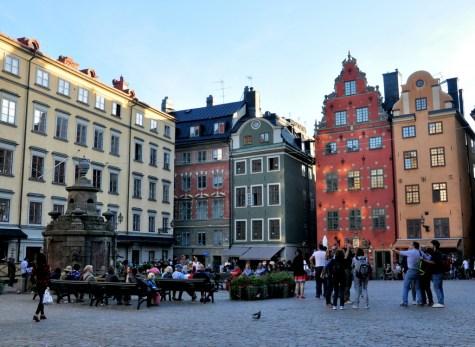 Najbardziej kolorowy rynek ze stolic nadbałtyckich.