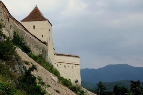 Zamki chłopskie to osobliwość Rumunii. Były wznoszone i utrzymywane przez mieszkańców wsi jako schronienie w czasie zagrożenia.