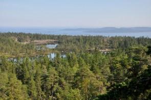 Jezioro, morze, wyspy.