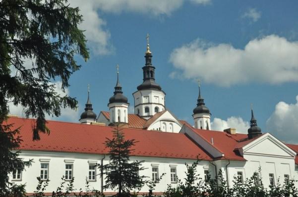 Ławra Supraska, czyli po naszemu: Monaster Zwiastowania Przenajświętszej Bogurodzicy w Supraślu.