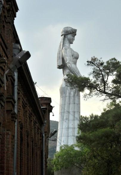 Pomnik Matki Gruzji – Kartlis Deda.