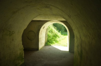 Zbudowana w bardzo newralgicznym miejscu: na jedynej przeprawie przez bagna biebrzańskie, w zwężeniu doliny Biebrzy. W razie zagrożenia zajęcia twierdzy przez wroga, twierdza miała być zalana przez wody Biebrzy.