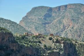 Dookoła wioski berberyjskie.