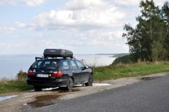 Kto skoczył z klifu... W jedną stronę Rosja, w drugą Finlandia. Rozdarcie.