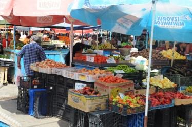 Bazar rzecz ważna w Rumunii.