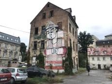 """Ciekawy jest też Liberec """"od tyłu""""."""
