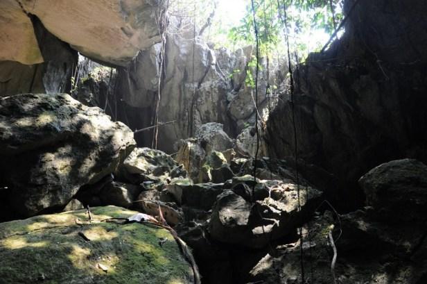 Jaskinia Tham Kham.
