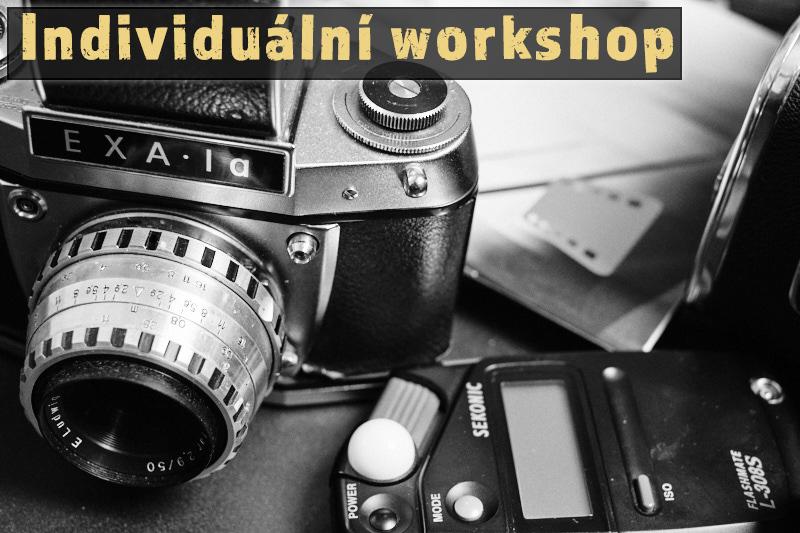 Individuální analogový workshop