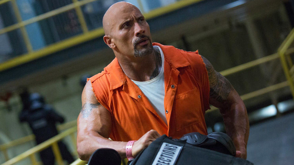 the fate of the furious dwayne johnson